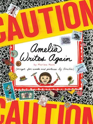 Amelia Writes Again By Moss, Marissa
